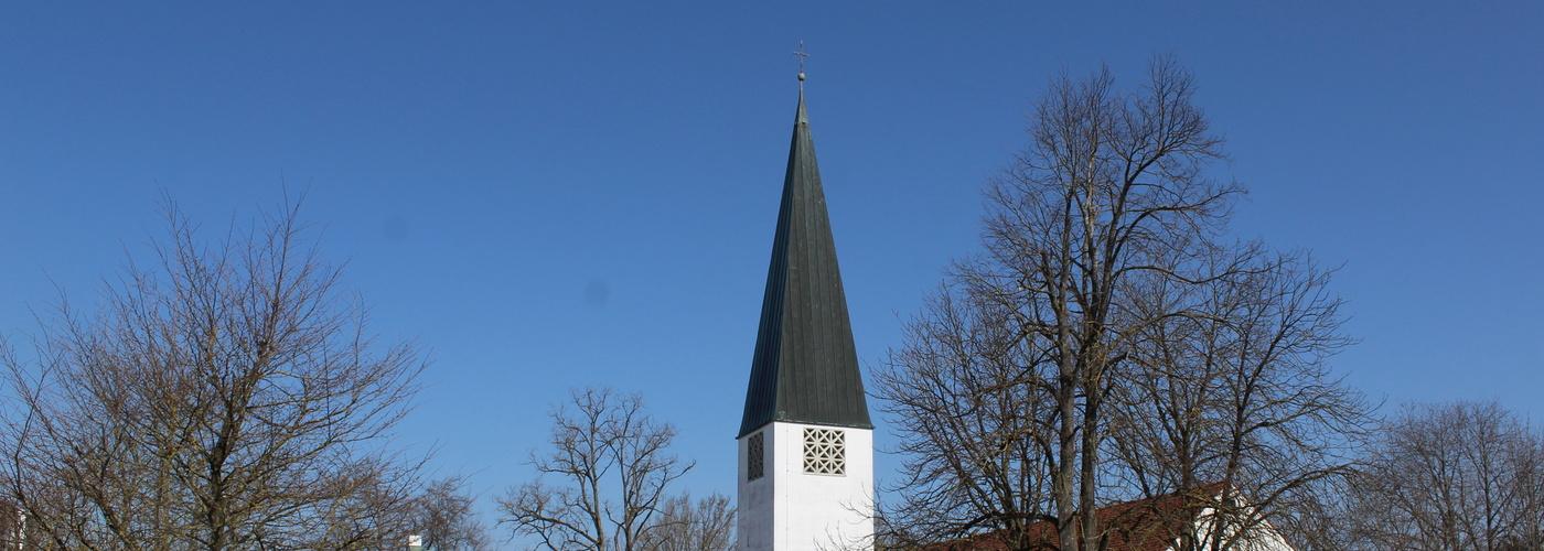 Genezareth-Kirche außen